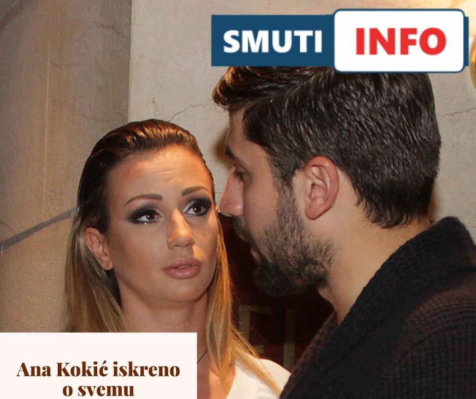 Ana Kokić iskreno o svemu